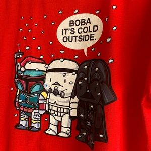 STAR WARS Christmas T-Shirt
